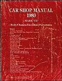 1989 Lincoln Mark VII Repair Shop Manual Original
