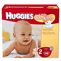 Huggies\x20Little\x20Snugglers\x20Diapers,\x20Ebulk,\x20Size\x202,\x20248\x20Count