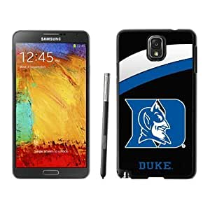 Customized Designer Sports Samsung Galaxy Note 3 Case Ncaa ACC Atlantic Coast Conference Duke Blue Devils 02 Cheap Phone Covers