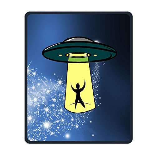 Best Hick Costume (Unyiqun Flying Saucers And Aliens Creative Custom Fashion Mouse Pad)