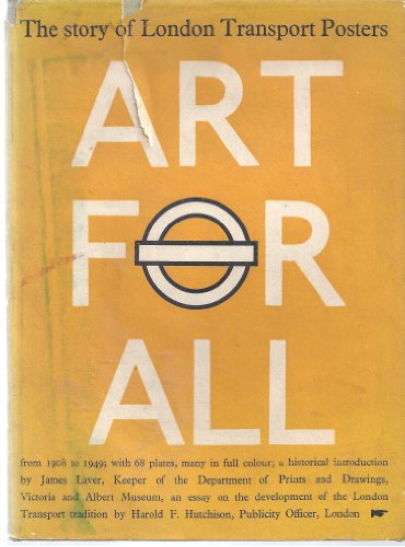 Art for All London, London Transport Posters - 1908 Poster