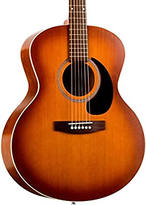 Seagull Entourage Mini Jumbo Acoustic Guitar,
