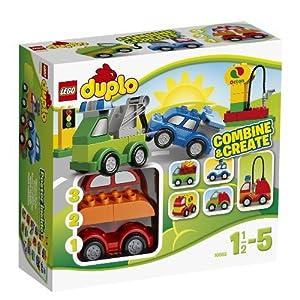 LEGO DUPLO Creative Cars 10552 - 51Whf5 2BHwyL - LEGO DUPLO Creative Cars 10552