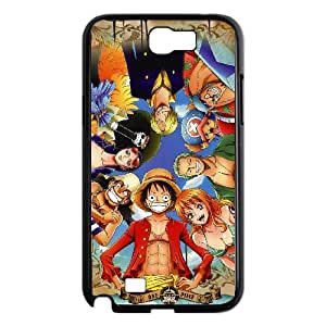 Samsung Galaxy N2 7100 Cell Phone Case Black ONE PIECE 003 Delicate gift JIS_338202