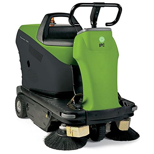 "IPC Eagle TK1050E 42"" Genius Rider Sweeper w/230 AH AGM Batteries & Charger"