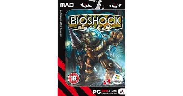 BioShock (PC DVD) [Importación inglesa]: Amazon.es: Videojuegos
