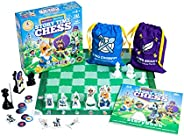 Story Time Chess - 2021 People's Choice Toy of The Year Award Winner - Read a Story. Play Chess. Ages 3-103