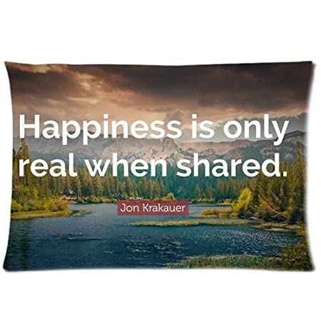 Motto Of Life Happiness Positive Quote Words Happiness Is Only Real
