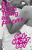 girl heart boy no such thing as forever book 1 by ali cronin 2012 08 02