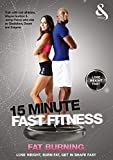 15 Minute Fast Fitness with Jenny Pacey and Wayne Gordon - Fat Burn  [Non USA PAL Format]
