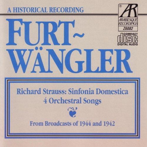 Richard Strauss: Sinfonia Domestica - Furtwängler