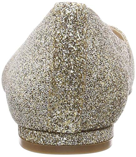 Oro 000 gold Donna Buffalo Amireh Ballerine RqnYtY