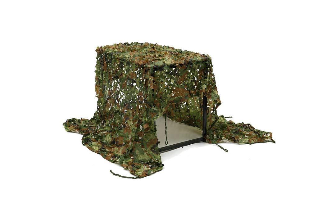 ウッドランド迷彩ネット屋外集中ソリッドエンハンスメント室内装飾写真シェードキャンプ撮影狩猟パーティー装飾防空迷彩カバー(2 * 3m) (サイズ さいず : 10*10m) 10*10m  B07QTZJ1LJ
