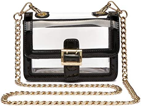 Clear Shoulder Chain Strap Crossbody product image
