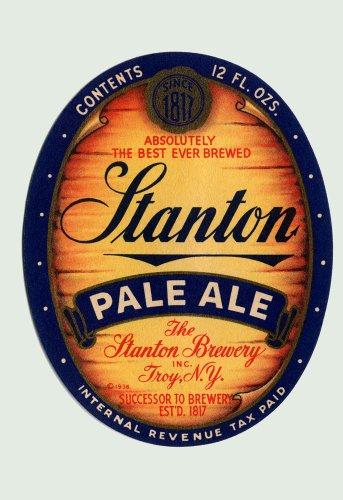 Stanton Pale Ale Beer 13