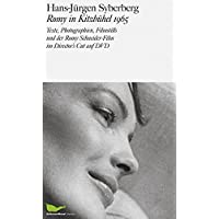"""Romy in Kitzbühel: Texte, Photographien, Filmstills und der Romy Schneider-Film """"Romy. Portrait eines Gesichts"""" auf DVD (60 min.) (SchirmerMosel Literatur)"""