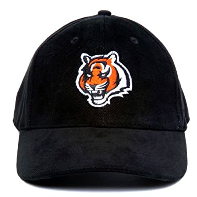 NFL Cincinnati Bengals LED Light-Up Logo Adjustable Hat