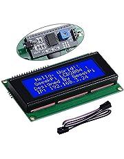 GeeekPi IIC/I2C 2004 20x4 Character LCD-module-display, ondersteuning I2C Protocol, LCD 2004 Module Shield voor Arduino Uno Raspberry Pi