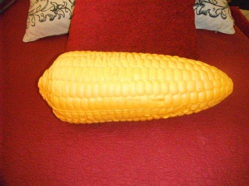 Cheesehead Corncob Hat Nebraska Cornhusker + Iowa - Football Foam Hawk