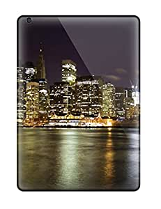 Awesome Design Skyline York Hard Cases Covers For Ipad Air