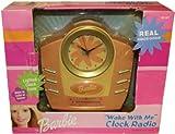 Barbie AM Portable Radio Vintage 1980