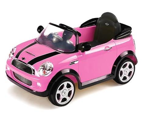 Biemme 1022rs Auto Elettrica Mini Cooper S Con Radiocomando 6