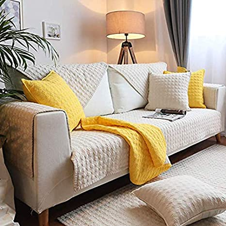 Zzy Protector de algodón los Europea sofá Muebles para ...
