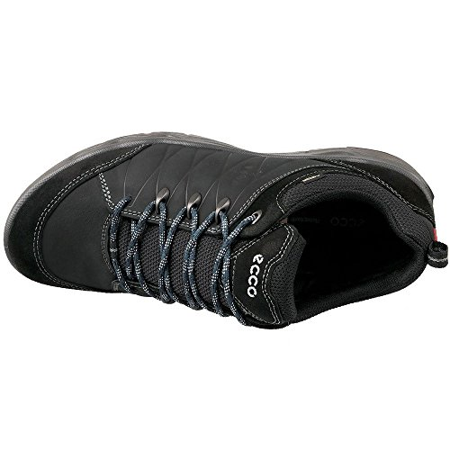 Ecco Mannen Terra Evo Outdoor Fitness Schoenen Zwart