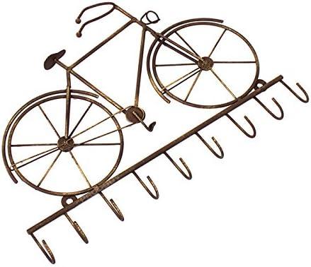 Montado en la pared colgador de llaves para bicicleta Vintage ...
