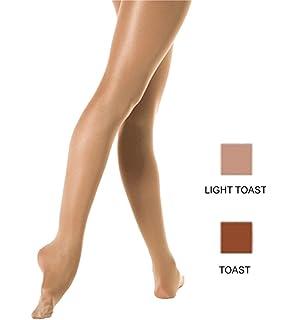 c8009936b5a Bartolini Professional Quality Ultra Shimmery Full Foot Dance Tight  Stockings
