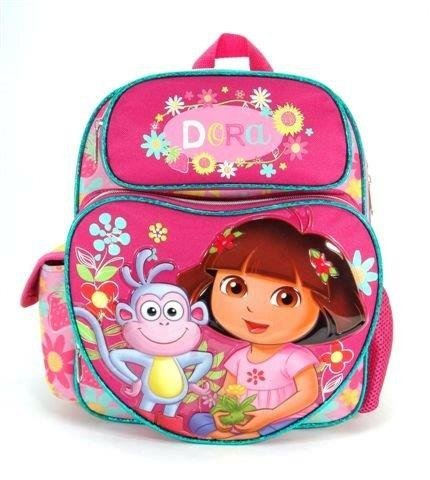 Dora the Explorer- Toddler 12 inch Backpack