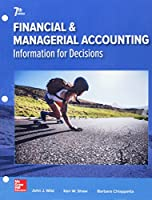 GEN COMBO LOOSELEAF FINANCIAL AND MANAGERIAL ACCOUNTING; CONNECT ACCESS CARD