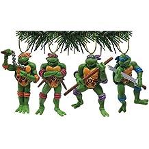 Teenage Mutant Ninja Turtles Holiday Ornament Set