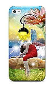 Hot Tpye The Fairy Hangout Case Cover For Iphone 5c