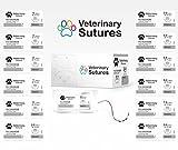 Veterinary Sutures Vet-Xanone PDO 2-0, 3/8 Round