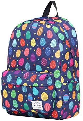 SIMPLAY Classic School Backpack Bookbag, 17