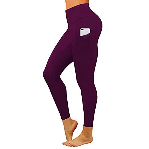 78fec5493eea11 Image Unavailable. Image not available for. Color: PENGY Yoga Pants Women's High  Waist ...