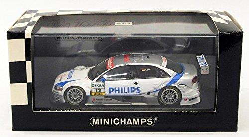 Lucas Luhr Phillips Audi A4 DTM 2007 1:43 Minichamps