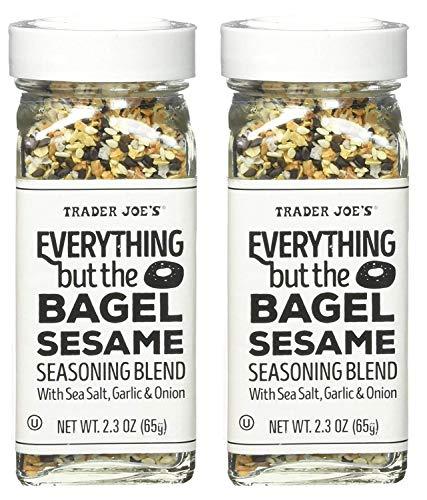 Trader OzYGR Everything but The Bagel Sesame Seasoning Blend 2.3 Oz