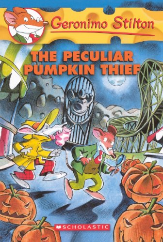 The Peculiar Pumpkin Thief (Turtleback School & Library Binding Edition) (Geronimo Stilton) pdf