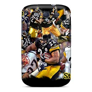 Tpu Case For Galaxy S3 With Pittsburgh Steelers
