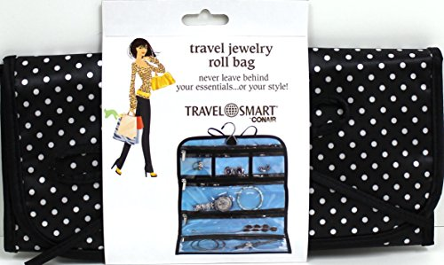 Travel Smart By Conair Jewelry Roll Bag Buy Online In