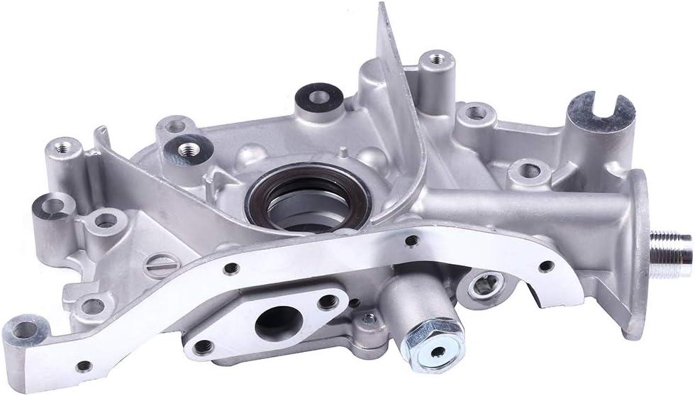 ZENITHIKE M270 Engine Oil Pump Fit for 2006-2011 Kia Rio 1996-1997 2001-2011 Hyundai Accent 2006-2011 Kia Rio5