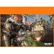 SDore COD Call of Duty Black OPS XBOX 360 PS4 Birthday 1/4 Sheet Image Frosting Cake Topper