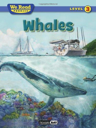 Whales (We Read Phonics - Level 3 (Quality))