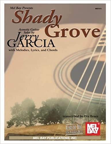 Buy Mel Bay Presents Shady Grove Acoustic Guitar Solosby Jerry