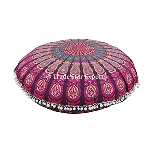 Boho Floor Pillow: Amazon.com