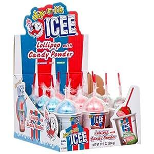Amazon.com : New 366234 Icee Dip N Lick Candy 47 Gram (12