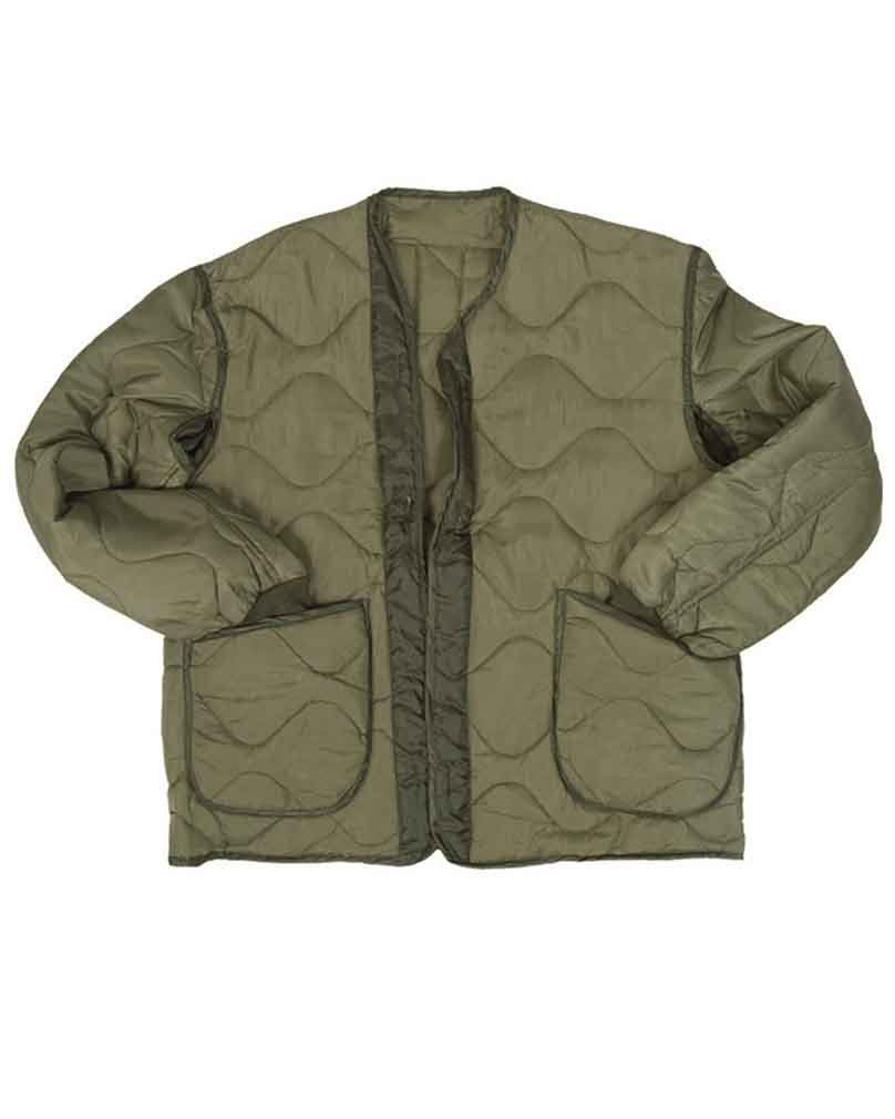 Mil-Tec M65 Jacket Liner, Padded Liner for M65 Army M-65 Field Combat Jacket H...