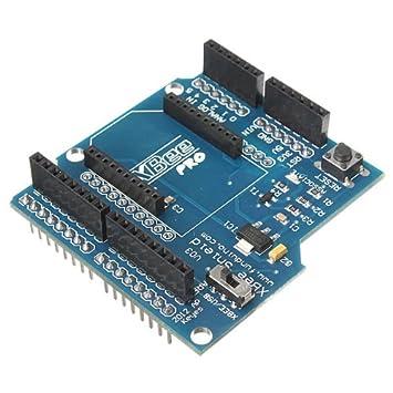Bluetooth Bee Shield V03 Wireless Control Module For Arduino